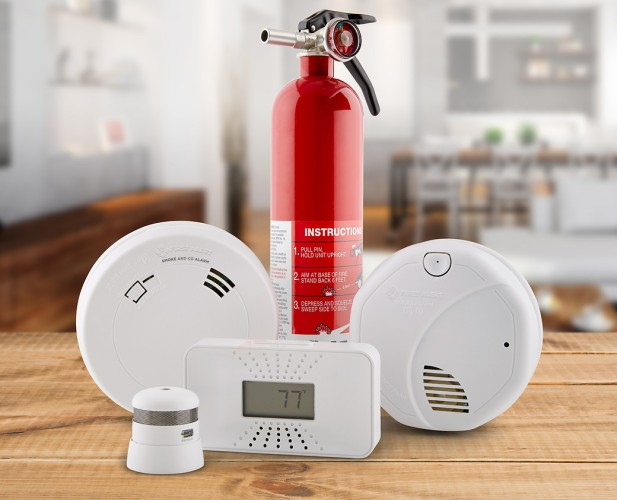 First Alert Home Safety Products and Smoke Alarms