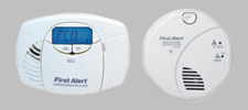 First Alert Carbon Monoxide Alarms and Detectors Features