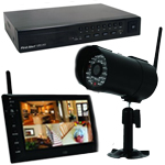 First Alert Security Cameras and systems