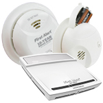First Alert Smoke Alarms and Smoke Detectors