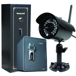 first alert home securtiy - cameras, safes, security doors