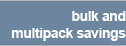 Bulk and Multipack Savings