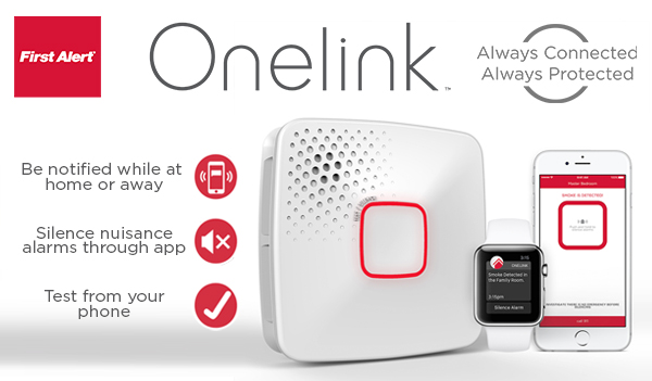 First Alert OneLink Alarms