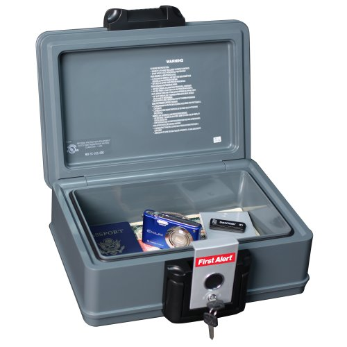 First Alert 0.17 Cubic Foot Fire Protector Chest - 2011F