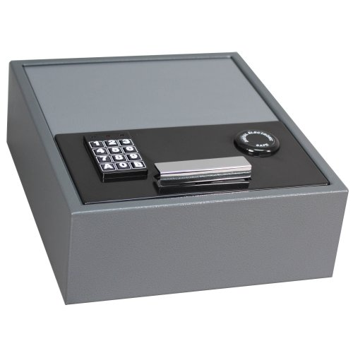 First Alert 0.35 Cubic Foot Anti-Theft Drawer Digital Safe