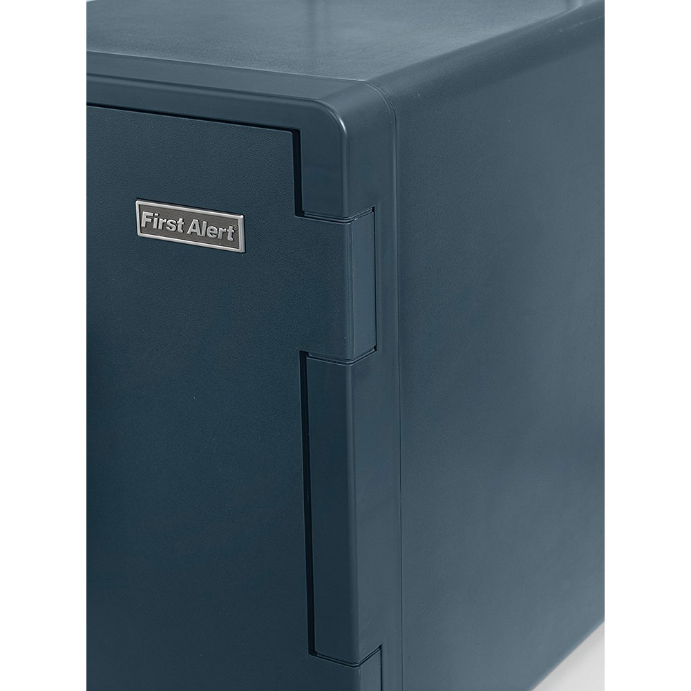 First Alert .94 Cu. Ft. Combination Waterproof and Fire Resistant Bolt-Down Safe with Ready-Seal Technology - 2087F-BD