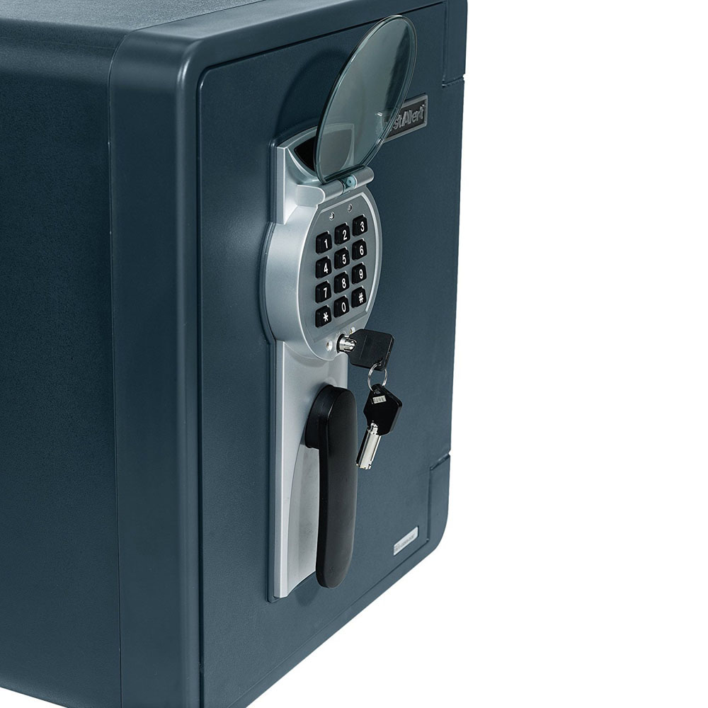 First Alert 1.31 Cubic Foot Water, Fire and Theft Digital Safe - 2092DF