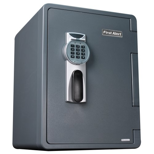 First Alert 2.1 Cubic Foot Water, Fire, and Theft Digital Safe