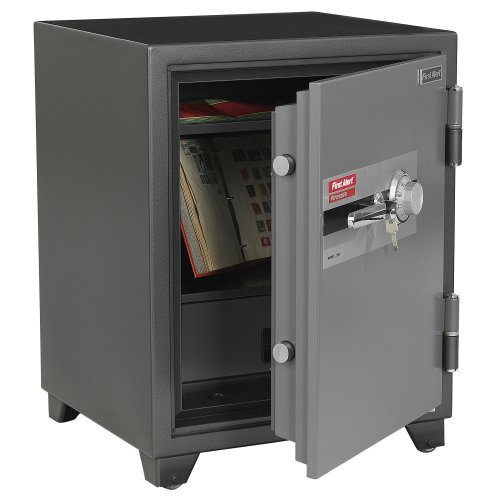 First Alert 3.12 Cu. Ft. Fire Theft Combination Safe - 2700F