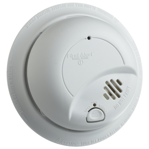 first alert 9120 hardwired interconnected smoke alarm first alert rh firstalertstore com first alert smoke detector manual hardwired