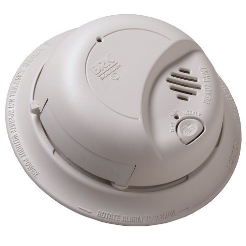 First Alert 9120B48P Hardwired Smoke Alarm with Battery Backup