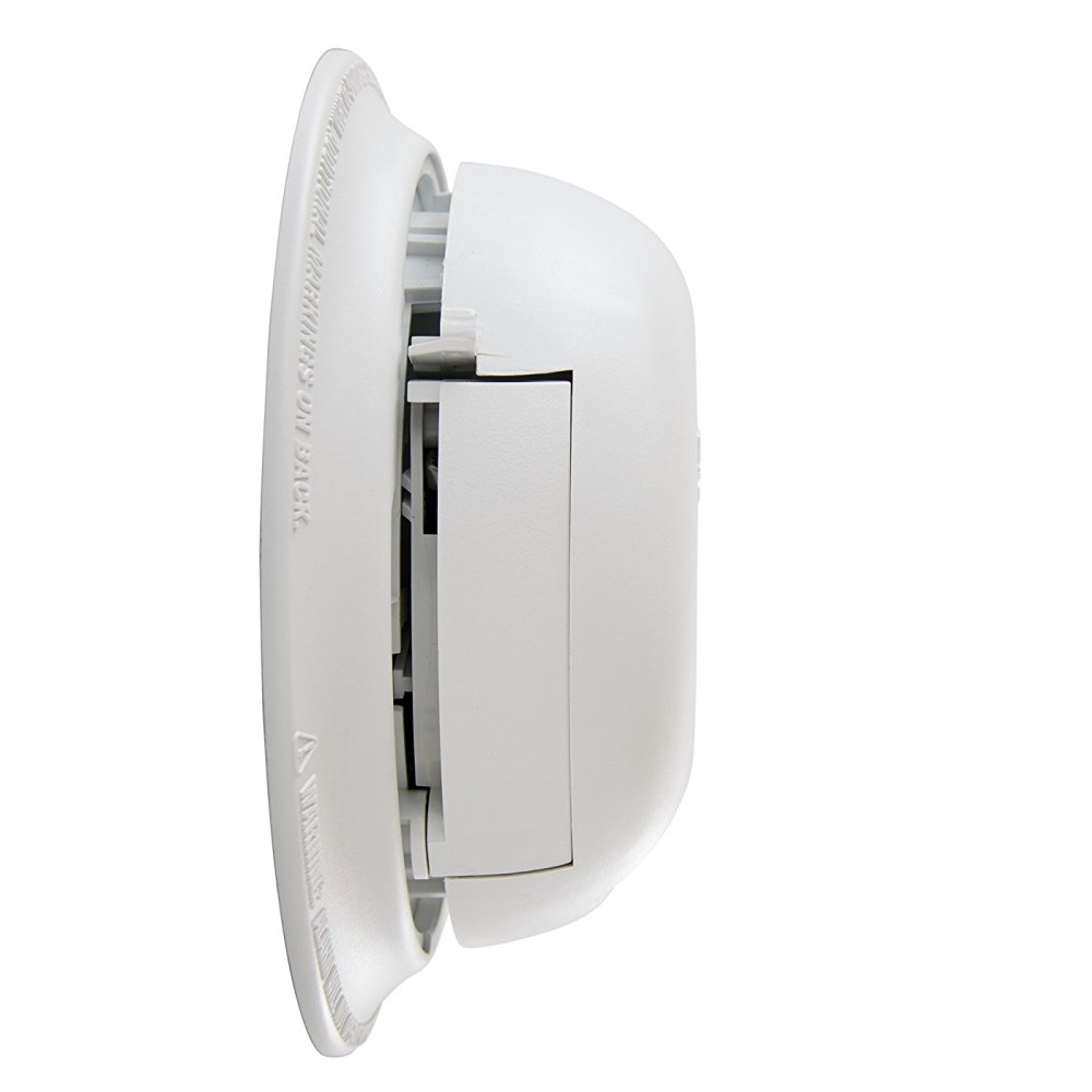 First Alert 9120B6CP Hardwired Smoke Alarm with Battery Backup 6