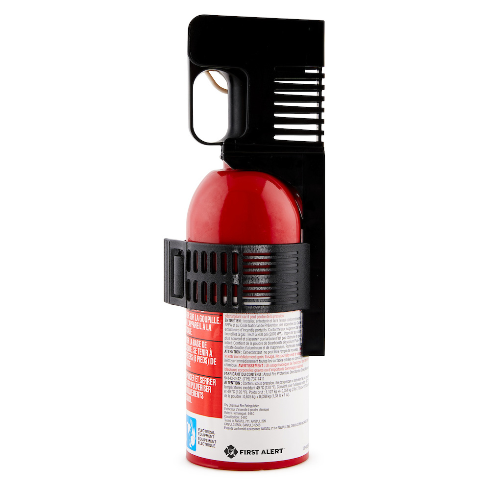 First Alert Auto Fire Extinguisher Ul Rated 5 Bc Red Auto5