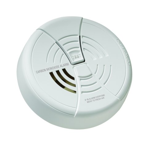 Battery Operated Travel Carbon Monoxide Alarm