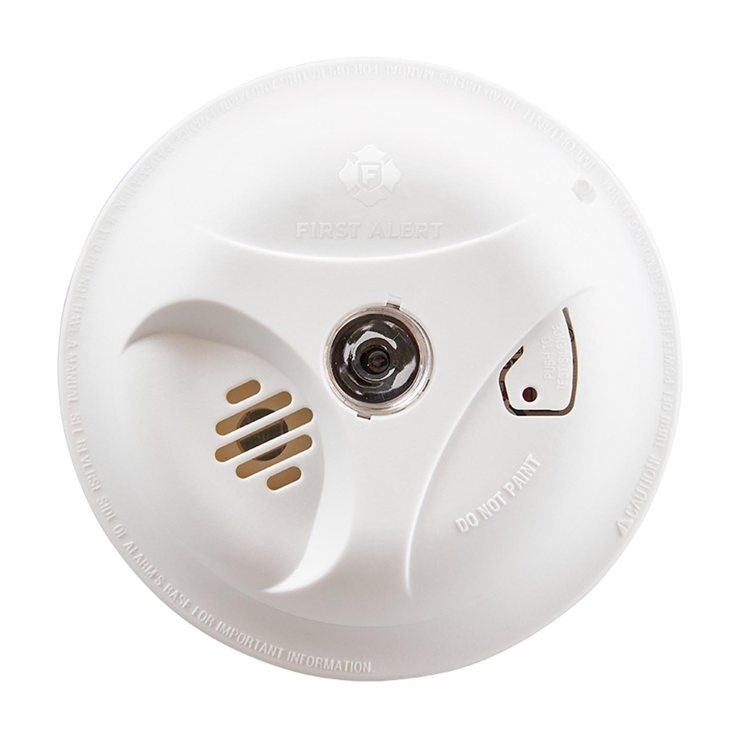 Escape Light Smoke Alarm