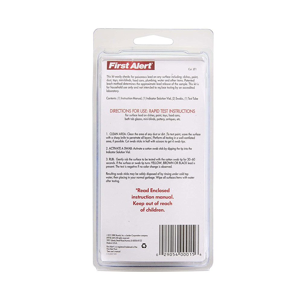 6 Pack Bundle of Lead Test Kit - LT1