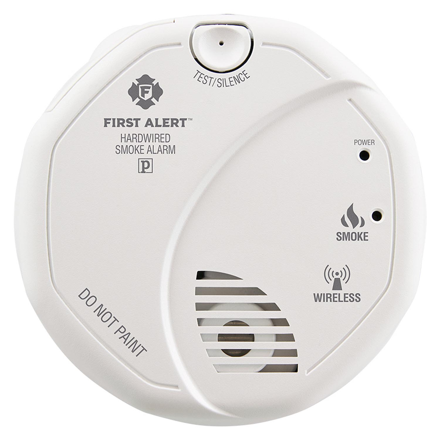 first alert sacn st wireless interconnect hardwired smoke first alert wireless interconnect hardwired smoke alarm