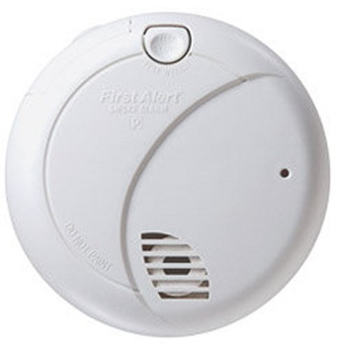 Photoelectric Sensor Smoke Alarm Battery Operated Smoke Alarm