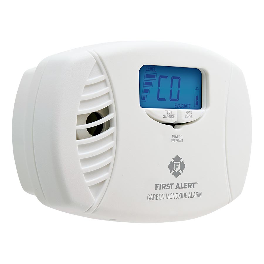 first alert co615 plug in carbon monoxide alarm with battery backup rh firstalertstore com First Alert Co600 Plug in CO2 Detectors