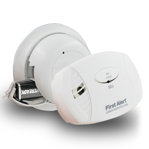 First Alert bundle and save on carbon monoxide detectors