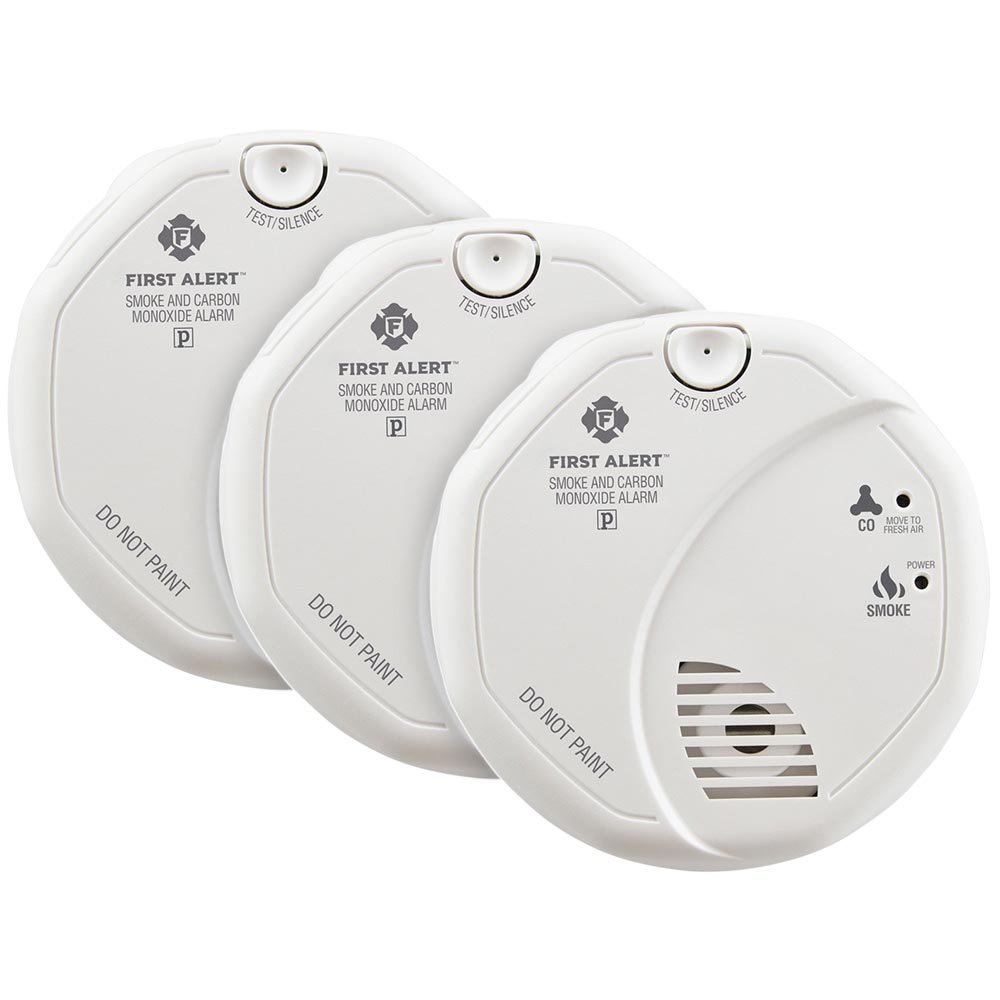 Back To Search Resultssecurity & Protection The Cheapest Price 2 Packs Combination Carbon Monoxide And Smoke Alarm Battery Operate Co And Smoke Detector Dependable Performance Fire Protection
