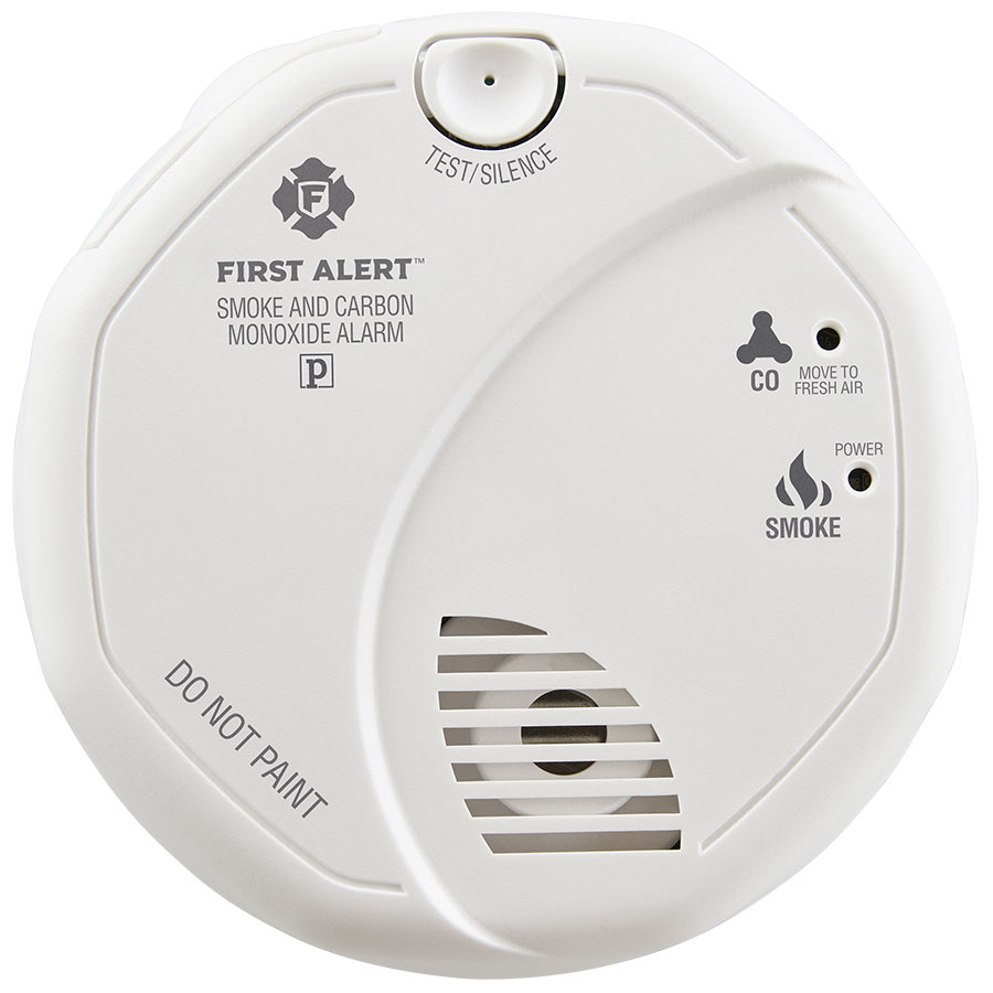 First Alert Battery Operated Combination Smoke and Carbon Monoxide Alarm - SCO5CN (1039837)