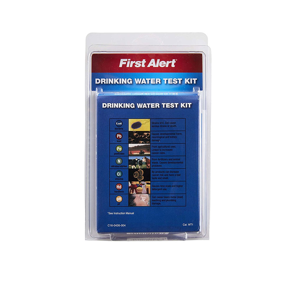 6 Pack Bundle of Water Test Kit - WT1