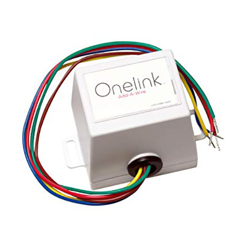 Fabulous Onelink Add A Wire For Onelink Wi Fi Thermostat First Alert Store Wiring Digital Resources Dimetprontobusorg