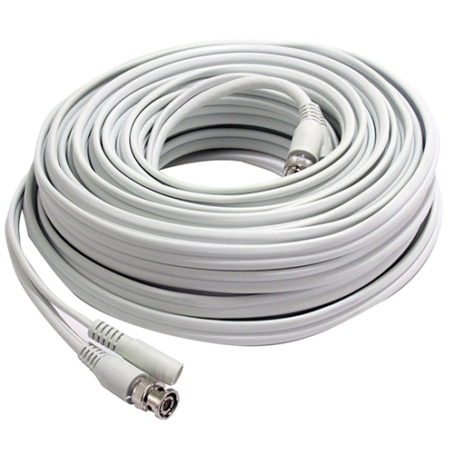 First Alert 50\' BNC Cable for Security Cameras - BNC-50 | First ...