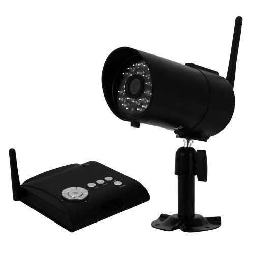 First Alert Digital Wireless Recording System with Digital Camera and Receiver (DWS-401)