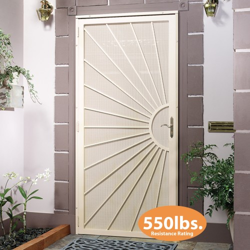 Security Screen Doors-www.firstalertstore.com