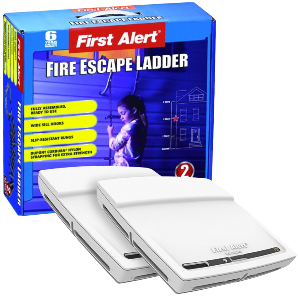 First Alert Home Fire Safety Escape Contest Prize Package