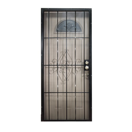 Security doors 30 x 80 security door for 30 inch storm door