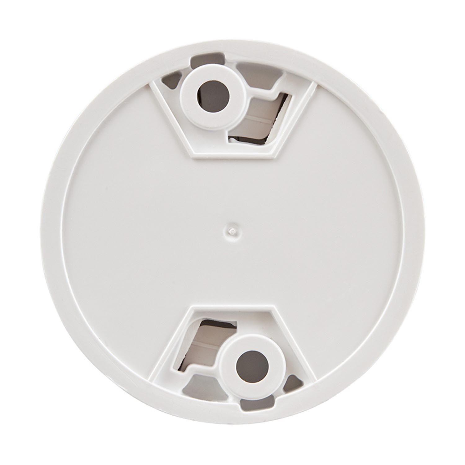 First Alert 10 Year Battery Atom Photoelectric Micro Smoke Alarm, P1010