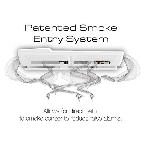 First Alert 10 Year Photoelectric Combo Smoke & CO Alarm, Designer Series PC910