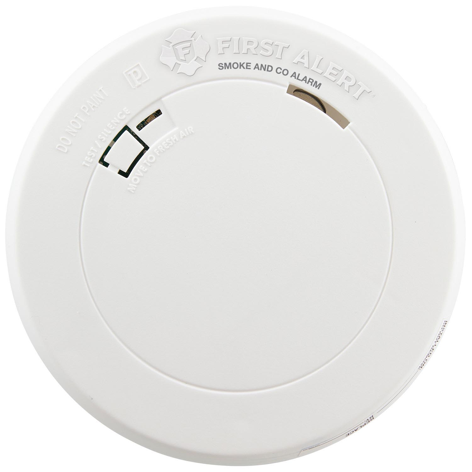 First Alert Hardwired Smoke Alarms