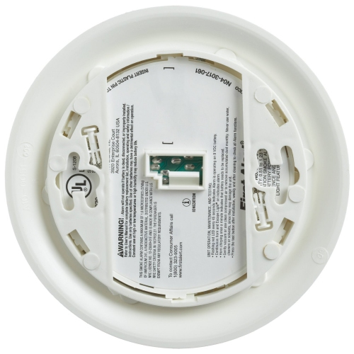 First Alert Lithium Battery Operated Smoke Alarm with Escape Light, SA304LCN