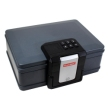 First Alert 0.19 Cubic Foot Waterproof Fire Chest with Digital Lock