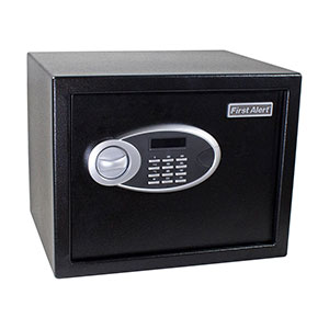 First Alert 4009DFB 0.94 Cubic Foot Anti-Theft Safe