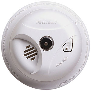 First Alert SA304CN3 Escape Light Smoke Alarm (1039800)