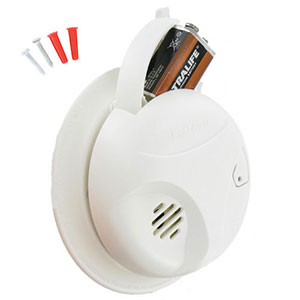 10-Year Battery Smoke Alarm