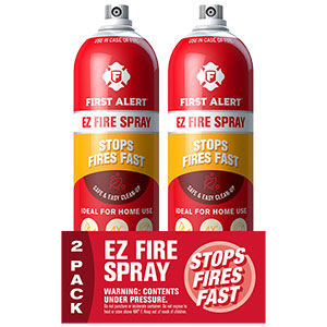 Tundra AF400 Fire Extinguishing Spray, First Alert (2pk)