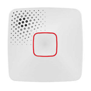 First Alert Onelink Hardwired Wi-Fi Smoke & Carbon Monoxide Alarm with Battery Backup, HomeKit-enabled - AC10-500 (1036469)