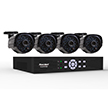 Smartbridge Series 8 Channel- Full D1 DVR 1TB Surveillance System - DCAD8410-700